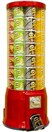 Pringles Automat für Pringles Chips Warenautomat Snackautomat Maskenautomat robust ohne Strom