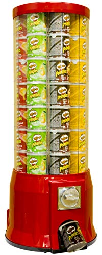 Pringles Automat für Pringles Chips Warenautomat Snackautomat Maskenautomat robust ohne Strom