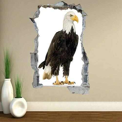 Wandtattoo Toucan Bird 3D Wall Art Sticker Mural Decal Poster Kids Room Home Decor FV6