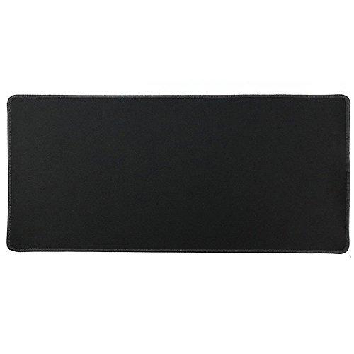 Cmhoo XXL Tappetino professionale per il mouse pad e per computer giocattolo 90x40 Black