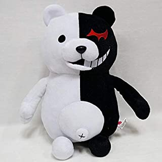 35cm New Pink White Mono Plush Rabbit Toy To Danganronpa: Activate Funny Devastation Bear Rabbit Dangan Ronpa Monokuma Toy Doll