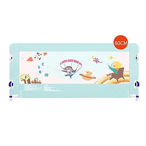 Barrières de lit LHA Lit bébé Garde-Corps bébé Enfant lit clôture lit Chevet incassable Chicane lit rehaussant (Taille : L-150cm)