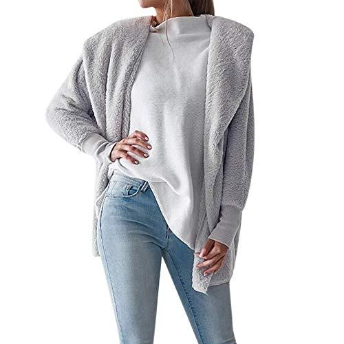 ADELINA Winter Jas Vest Jas Bovenkleding Jumper Womens Dames Hooded Fluffy Jas Modieuze Completi Pullover Dames Jas Zomer Jas Dames Vintage Klassieke Winterjas