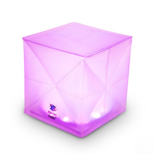 Solight Design Outdoor Solar-Powered Light, Color-Changing LED Lantern - Waterproof, Compact,...