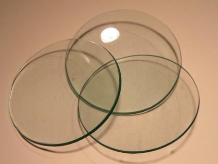 SEOH Watch Glass Borosilicate 100Mm 10Pk