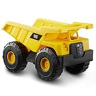 CATERPILLAR 82031 Truck Benne Tough Rigs Articulated Free-Wheel 38 cm