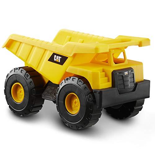 """Cat Construction Tough Rigs 15"""" toy Dump Truck"""