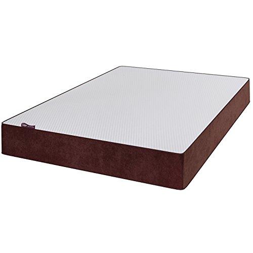 Limitless Home Amber Super King Size 150mm Reflex Foam Base 25mm GelFlex 50mm Memory Foam 25mm GelFlex Cool Sleep Surface Motion Absorption Mattress