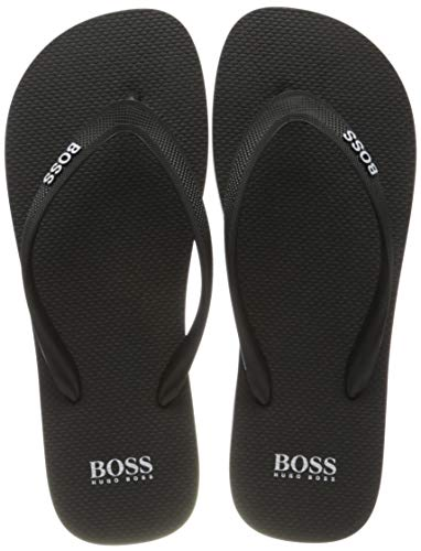 BOSS Pacific_thng_Digital, Chanclas Hombre, Negro (Black 001), 45/46 EU