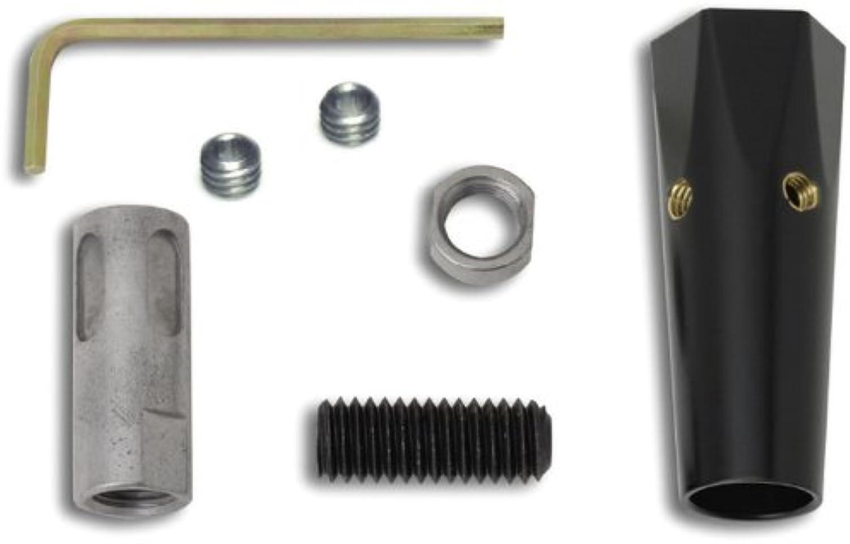 Lokar XSK6879 Black Shift Knob Adapter for 3 824 Knob