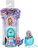Hatchimals 6059882 Mini Pixies 2 Unidades, 1.5 Pulgadas muñecas coleccionables con alas de Mezcla y Partido (los Estilos Pueden Variar)