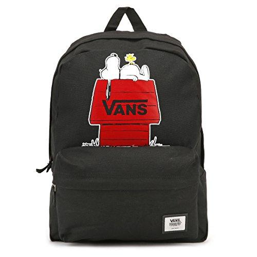 Vans Peanuts Black Realm Backpack