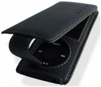 Incipio Stilo Max 78% OFF favorite Leather Flip Case for iPod Nano Navy Blue 5G -