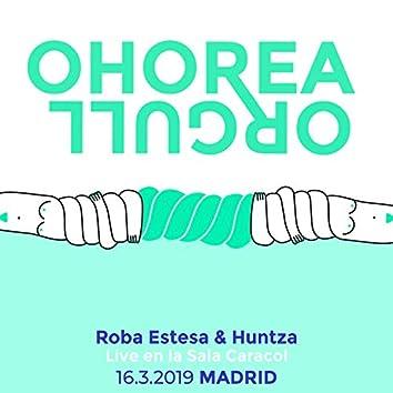 Ohorea (Orgull) [Live In Madrid]