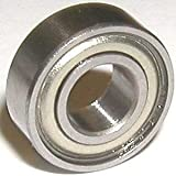 205KDD Shielded Ball Bearings Single Row Radial 205 KDD
