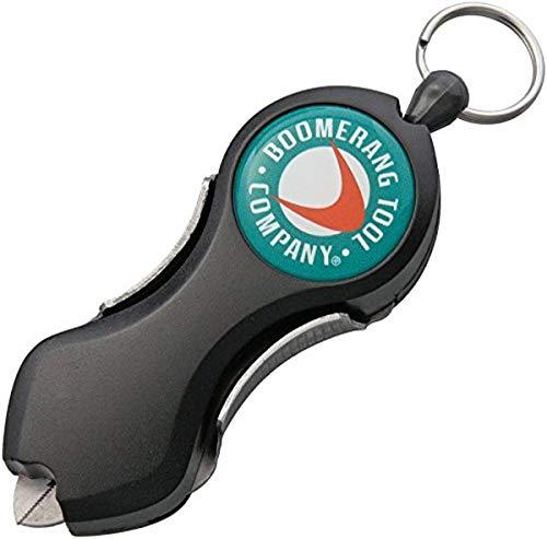 Boomerang BTC203 The Snip Braid Cutters, Black