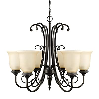 Globe Electric Bridgette 5 Light Chandelier
