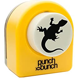 Large Gecko Craft Punch