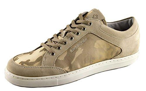 Samsonite 102368, Sneaker donna, Beige (Camouflage), 39