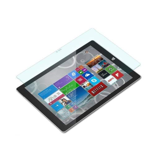 BEST SHOPPER Tempered Glass Screen Protector Replacement Part Compatible with Microsoft Surface Pro 3