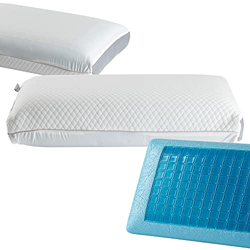 Perfect Cloud Dual Option Cooling-Gel Pillow (Standard)