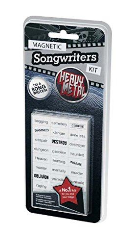 If Si Cette Compagnie appelée Songwriters Kit magnétiques-aimants pour réfrigérateur