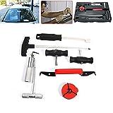 SOULONG - Cofanetto di smontaggio per parabrezza, kit di strumenti di riparazione per auto...