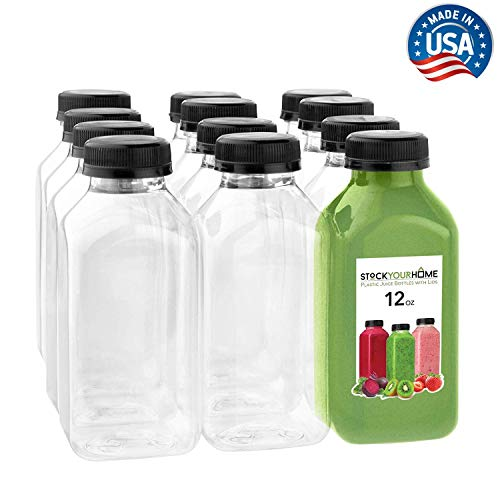 juice bottles plastic - 7