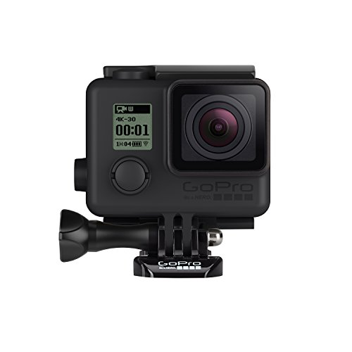 GoPro AHBSH-401 Waterproof to 131' (40m) Blackout Housing (Matte Black)