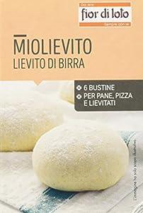 Fior di Loto Miolievito Lievito di Birra Essiccato - 60 gr