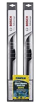Bosch 20  Clear Advantage Beam Wiper Blade  2 Pack