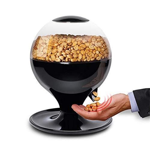 YANG WU Máquina automática de Dulces por inducción, dispensador de chicles, Salida de Bloques múltiples Material Seguro y no tóxico Resistente y Duradero, para Regalo de niños Dulces Mini Botes