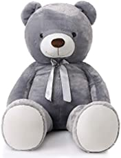 MorisMos Giant Teddy Bear Stuffed Animals Plush Toy for Girlfriend Kids