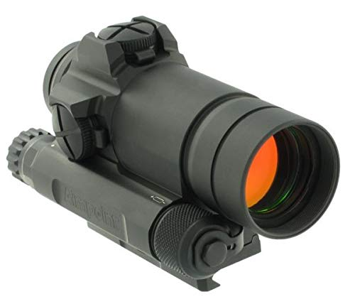 Aimpoint CompM4s Red Dot Reflex Sight with Mount, Spacer - 2 MOA - 12172