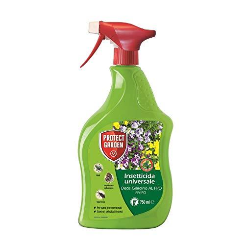 Bayer Insetticida Decis Protect Al Pronto Uso 1Lt Orto E Giardino, Multicolore, Unica