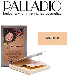 Pack of 3 Palladio Rice Paper RPA8 Warm Beige