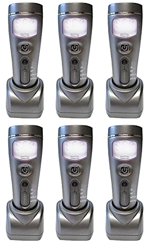 Capstone Lighting 4-in-1 Eco-I-Lite, 2 Pack – Emergency Flashlights,...