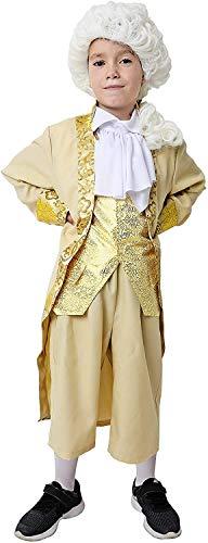 Costumizate! Disfraz de epoca Talla 10-12 Especial para nios Fiestas de Disfraces o Carnaval