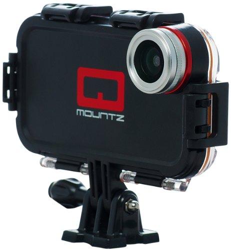 MAPTAQ iPhone Montagesatz Q-Mountz Apple 4/4s Extreme Sports Gehäuse, 26108
