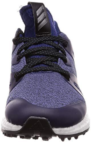 ADIDAS Crossknit 3.0, Zapatillas de Golf Hombre, Azul (Azul Navy/Negro Bb7886), 44 2/3 EU