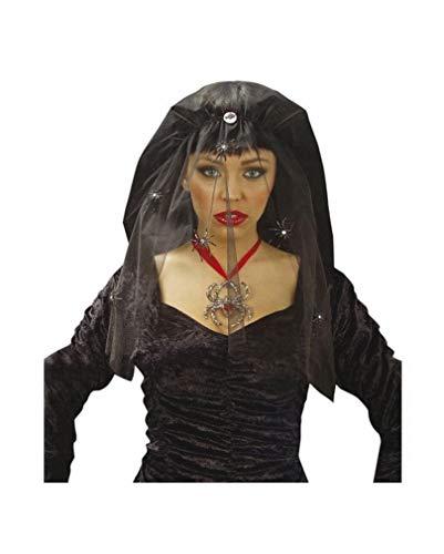 Black Widow Veil by Horror-Shop