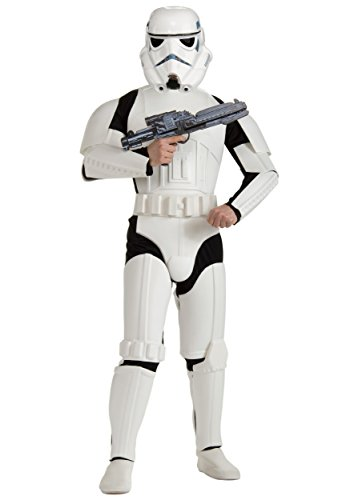 Adult Deluxe Plus Size Stormtrooper Costume XL