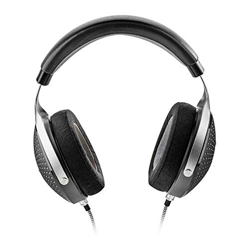 Focal Elegia Closed-Back Circum-Aural Headphones (Black)