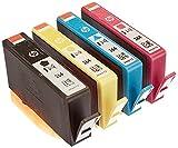 HP TINTA ORIGINAL Nº364 COLOR Y BLACK N9J73AE PACK 4 UNIDADES PARA HP PHOTOSMART D5460