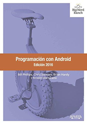 Programación Android. Edición 2016 Títulos
