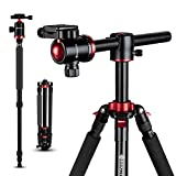 Best Compact Dslr Cameras - Geekoto Tripod, Camera Tripod for DSLR, Compact 75'' Review