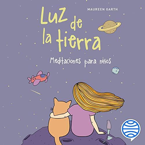 Diseño de la portada del título Luz de la tierra