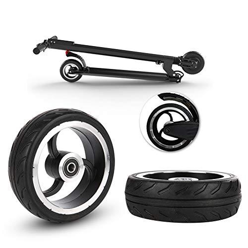 Neumático de scooter eléctrico trasero para mini scooter eléctrico plegable (5.5 pulgadas),...