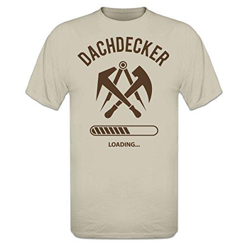 Shirtcity Dachdecker Loading T-Shirt by