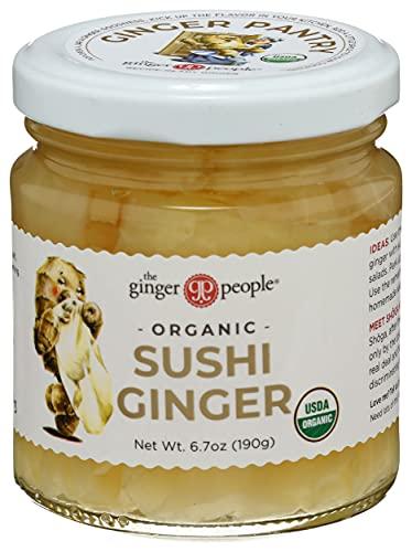 Ginger People Pickled Sushi Ginger